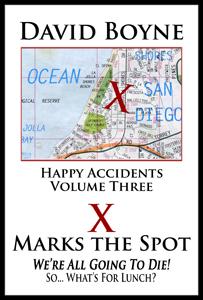X Marks the Spot, Kindle book by David Boyne