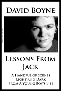 Lessons From Jack, Kindle book by David Boyne